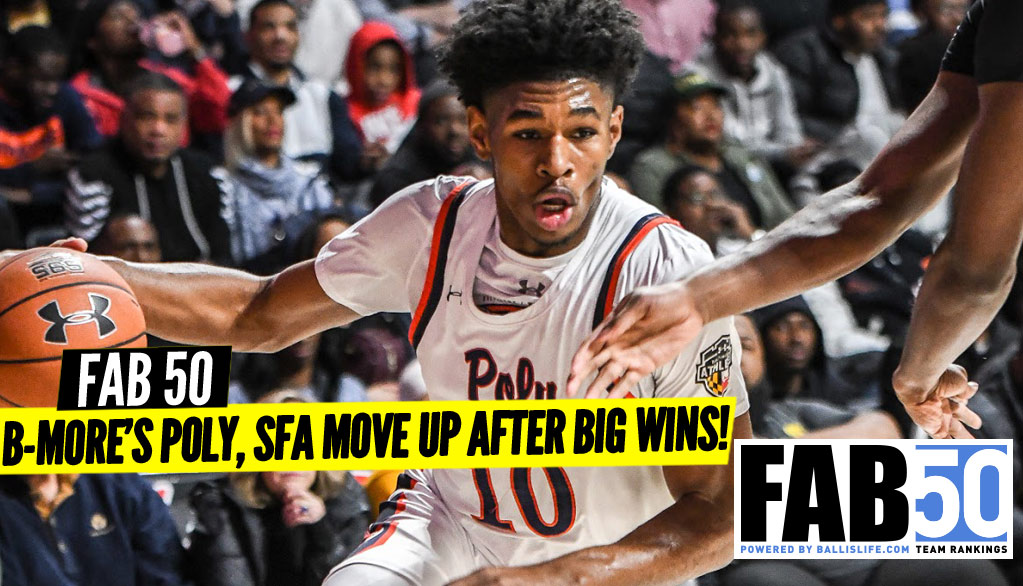 UPDATED FAB 50 Rankings: Competition Leads To Interest!