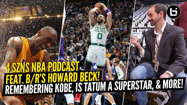 4 SZNS NBA Podcast Feat. Bleacher Report Howard Beck...