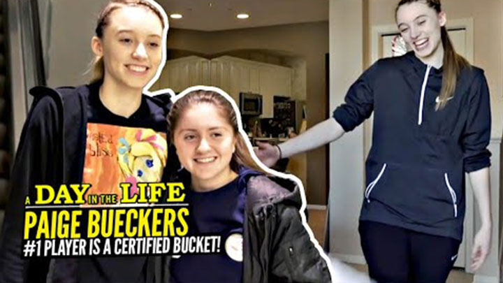 A Day in the Life with Paige Bueckers, the #1 Player in the Country!