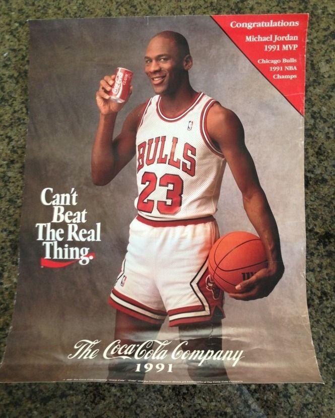 The story behind Michael Jordan leaving Coke for Gatorade