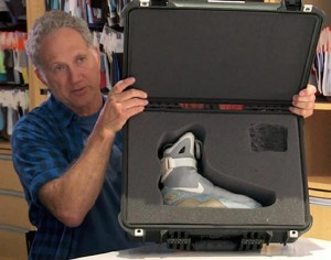 the latest bb45a 73788 Tinker Hatfield showed up on stage at Agenda Emerge with some….power to a  huge punch. He unveiled the release of the Air Mag aka the Marty Mcfly s  (He did ...