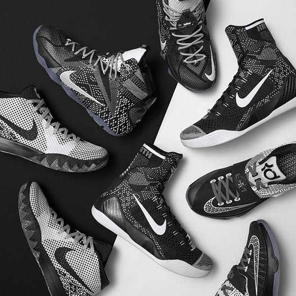 e82454230e44 Black History Month (BHM) is only 3 weeks away. Nike is dropping some  exclusive BHM color pattern ways for shoes such as Lebron 12 s