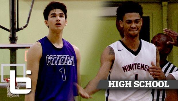 Ballislife | Kobe vs Tyler Dorsey