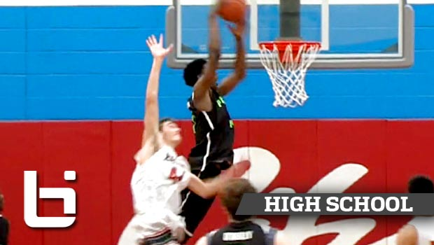 Ballislife | Josh Jackson vs Balboa City