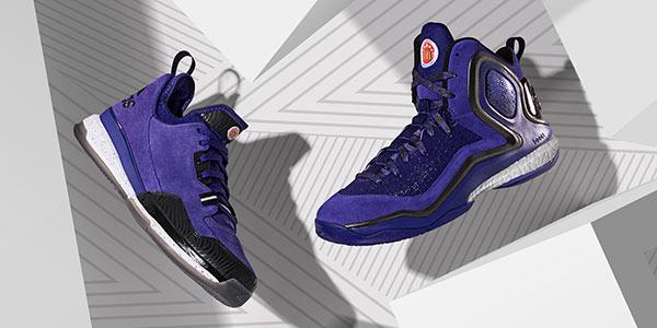 detailed look ee693 dcf02 purple damian lillard shoes