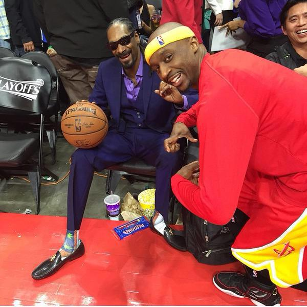 Let's Settle This…Is Jason Terry Really Throwing Up Gang