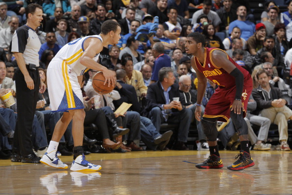 cheap for discount 798a6 1826d Stephen Curry vs Kyrie Irving  Who s Got The Best Handle