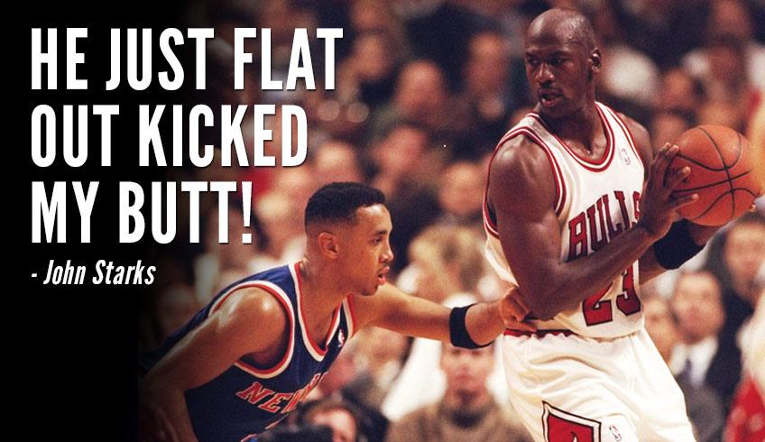 low priced 3d82f fa566 (1993) Michael Jordan Scores 54 vs The Knicks In GM4 Of The 93 ECF