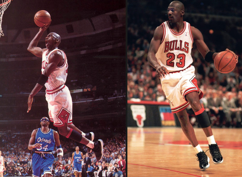 reputable site 2973b 64360 Remembering When Michael Jordan Lost His Last Playoff Series ...
