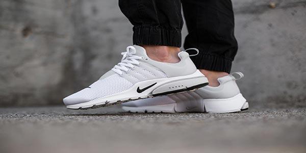 size 40 6959e e608f presto presto presto. Nike Air Presto BR QS. Color  White Black-White