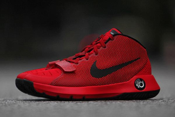 sports shoes 72c39 71a0f Nike KD Trey 5 III Red Black