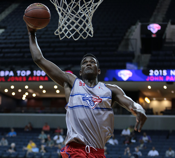 NBPA Top 100 Camp Deandre Ayton