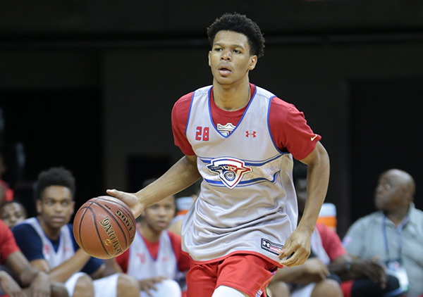 NBPA Top 100 Camp Trevon Duval