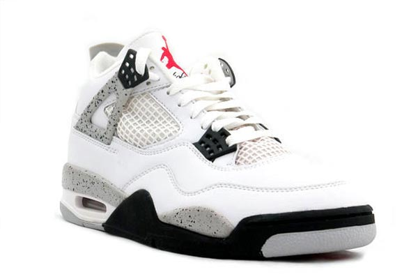 "newest 49230 d9fa9 Air Jordan 4  89 ""White Cement"". February 2016.  220- 250. aj4 aj4 aj4 aj4"