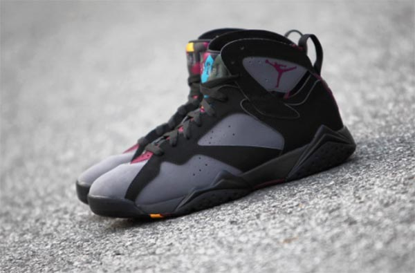 "Detailed Look at the Air Jordan 7 ""Bordeaux"" - Ballislife.com"