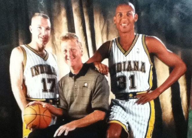 hot sale online ec513 9f001 Larry Bird says Michael Jordan Would Kill Him In A Game of 1 ...