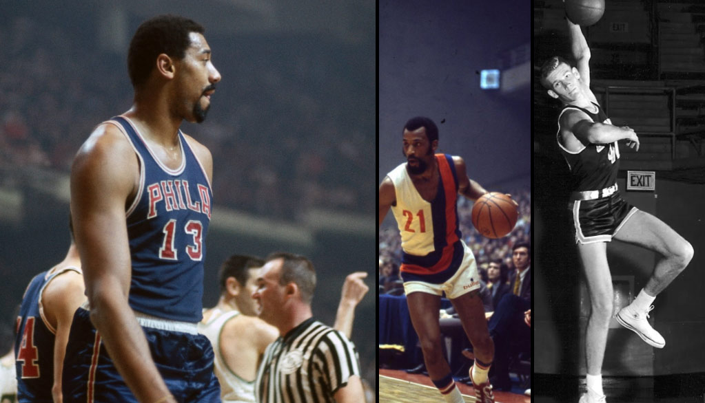 Why did the 76ers trade Wilt Chamberlain for Jerry Chambers