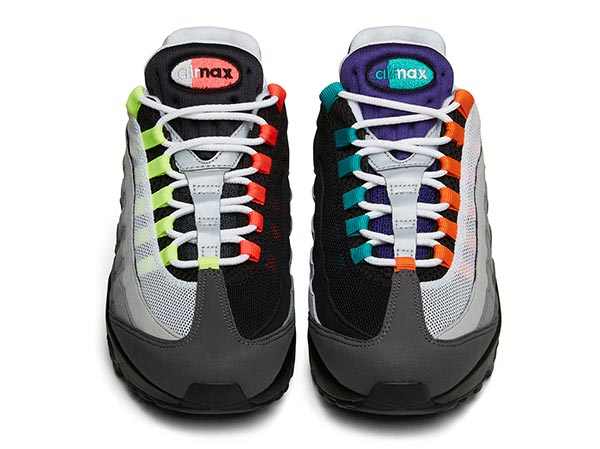"""détaillant en ligne 2b1a2 71017 Nike Air Max 95 """"What The"""" - Ballislife.com"""