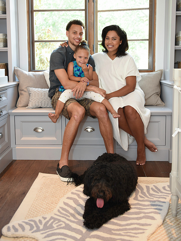 Stephen Ayesha Curry Welcome A New Baby Girl Ryan Carson