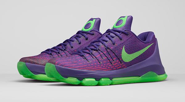"buy online 190b2 c4d88 Nike KD 8 ""Suit"" - Ballislife.com"