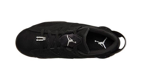 "cheap for discount 61d0a 44310 Air Jordan 6 Low ""Chrome"" - Ballislife.com"