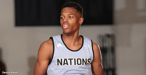 Adidas Nations - Dennis Smith