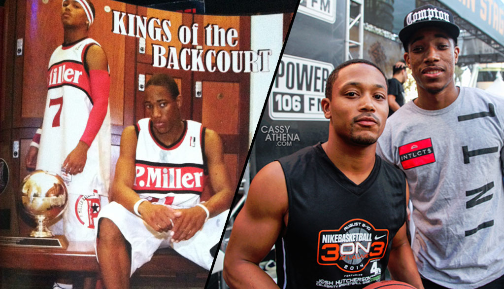 18b0ddbac5e4 Flashback  Cali s Kings of the Backcourt – DeMar DeRozan   Lil ...(Read  more)