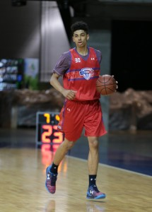 """Brian """"Tugs"""" Bowen of La Lumiere (LaPorte, Ind.) is expected to pick up some of the scoring slack left by the graduation of Jalen Coleman. Photo: Kelly Kline/Under Armour"""