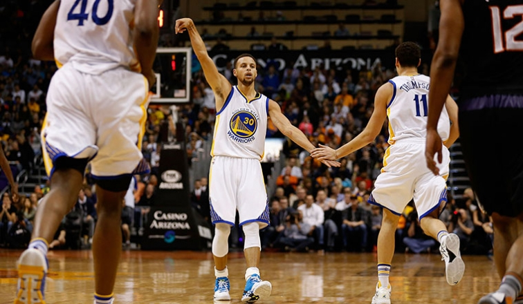 Warriors Vs Suns Facebook: Steph Curry Unreal Highlights Vs Suns: 41pts, 8 Dimes, 9
