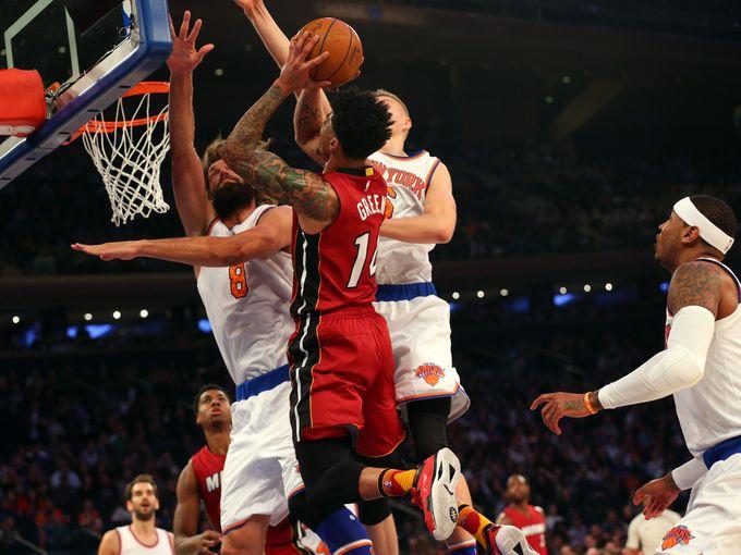 8ad66a0f2 Gerald Green Scores Season-High 25 vs Knicks - Ballislife.com