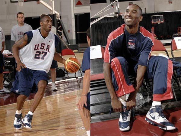 This would be the first time Kobe became involved in the design process.  Having Kobe involved in the design process paved the way Kobe wore  basketball ... 8b6b3d4f2c36