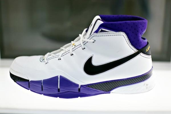 7faac152d4c7 The Nike Zoom Kobe 1 was iconic. The sneaker itself holds so much history  with Kobe. Other than the fact that it was his first signature sneaker with  Nike