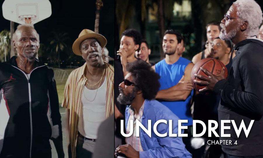 48166b270d99 Uncle Drew Part 4  Kyrie Irving Vs Ray Allen! - Ballislife.com
