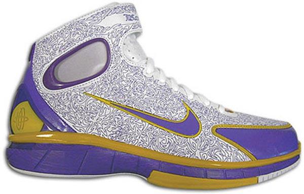 18db9cc954a7b Nike Air Zoom Huarache 2k4 kobe. I remember when Kobe first laced up the Huarache  2k4 in the black yellow white colorway against the Portland Trail Blazers.