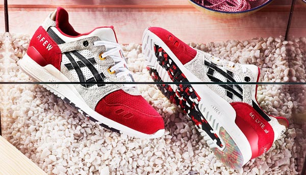 """084cc84a7902d5 The """"KOI"""" Gel Lyte III started off as a one of a kind display for Afew  located in Düsseldorf"""
