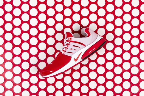f93e80311292 The Nike Air Presto continues its dominant return with another colorway for  the upcoming spring sesaon. Featuring a simple red and white colorway