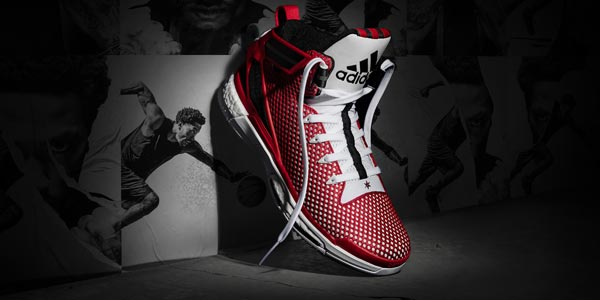 fd679bf2f3bc The away edition is fashioned with an all-black mesh upper and synthetic  leather accents along the tongue and FITFRAME heel cage to reflect  Derrick s ...