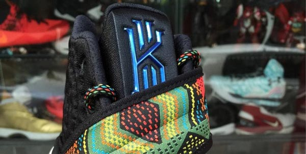 fc29e9dbdcd8 The Kyrie 2 will partake in the  BHM  collection this year   it looks like  Nike is embracing the multicolor genre for this years collection.