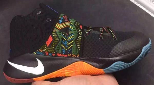 quality design 415e5 7fd99 Nike Kyrie 2 'BHM' - Ballislife.com