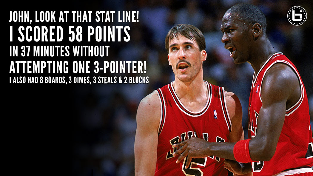 the latest f4882 df6e3 (1987) Michael Jordan Drops 58 on the Nets in 37 Minutes with NO 3-Pointers  - Ballislife.com