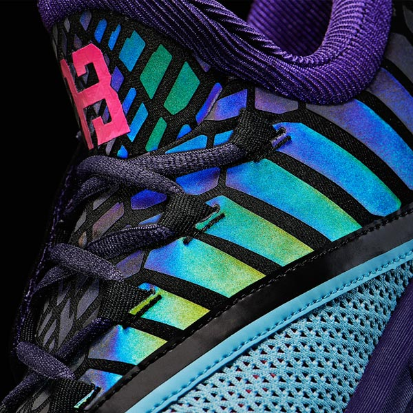 35679db38b19 The Aurora Borealis Collection launches at adidas.com January 28 with Harden s  PE dropping February 12. Look for additional Crazylight Boost 2.5 Harden PEs  ...