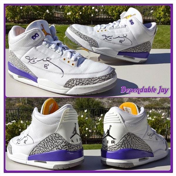 """bb6546689797 Air Jordan """"Kobe"""" Pack Rumored to Drop - Ballislife.com"""