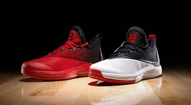 65fb01ef5dbe adidas   James Harden Reveal Home   Road PEs of the Crazylight Boost 2.5