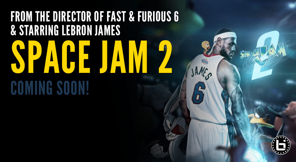 a3c25f88845 LeBron James Will Star In Space Jam 2
