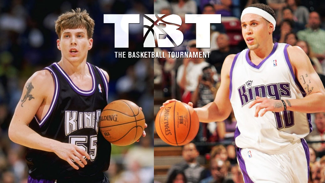 9722b98c262d Jason Williams   Mike Bibby Teaming Up To Compete in  2 Million  The  Basketball Tournament  - Ballislife.com