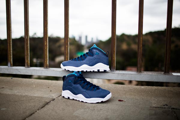 0d40a78cb6d1 ... inexpensive the air jordan 10 los angeles takes hues from a more  pacific coast vibe.
