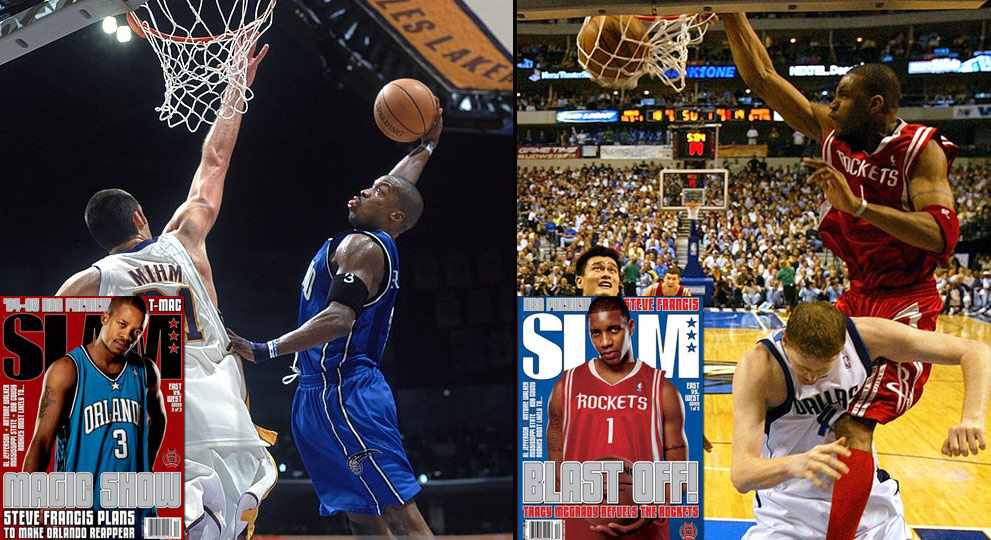 bd21e960300 Remembering the Tracy McGrady For Steve Francis Trade in 2004 ...