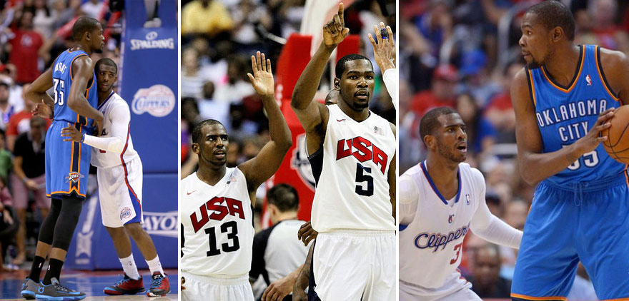 Kevin Durant Reveals His True Height