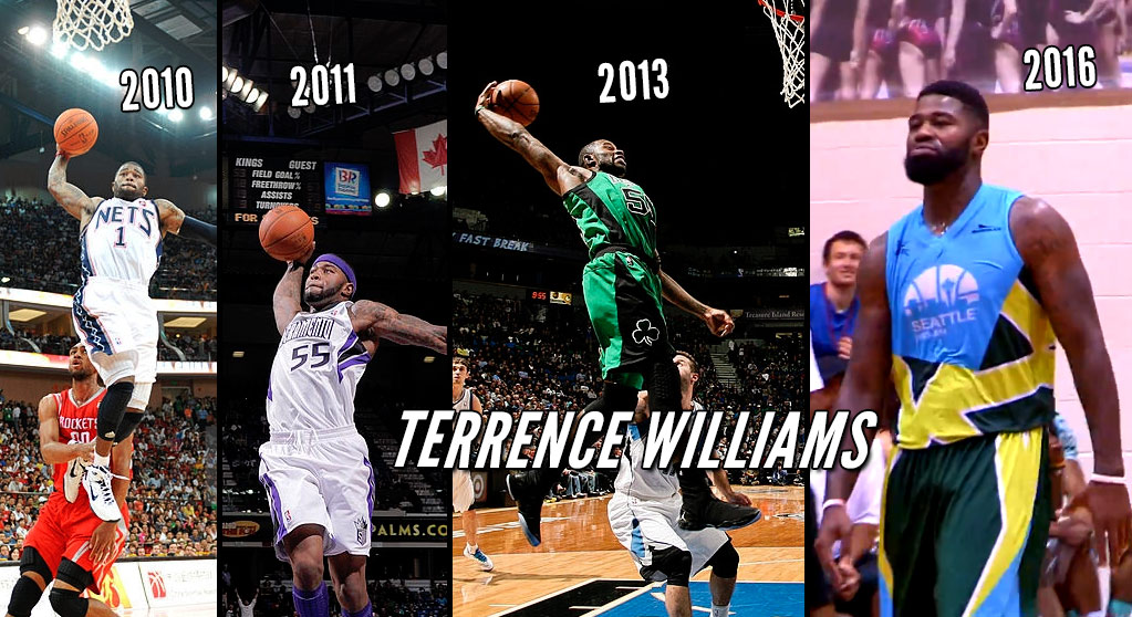 b52db648c0f Former NBA High-Flyer Terrence Williams Hits Game-Winning 3 in Seattle Pro-