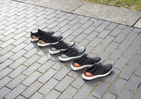 52e341540dc adidas UltraBoost  Metallic  Pack Drops Tomorrow - Ballislife.com